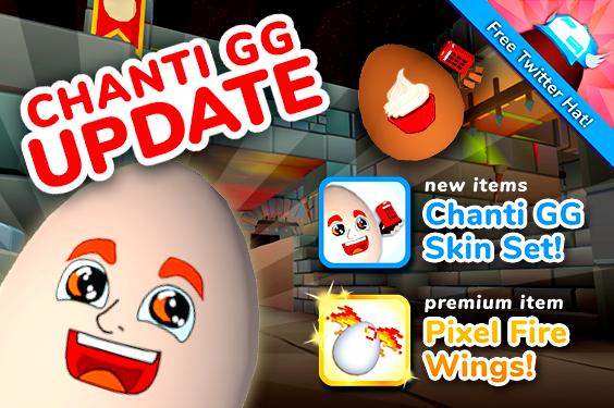 Shell Shockers ChantiGG Update