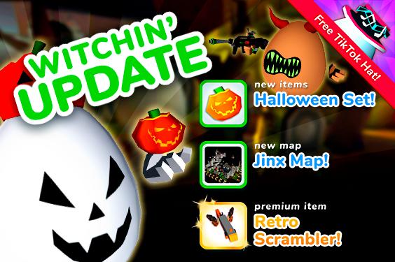 Shell Witchin' update